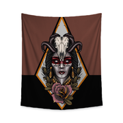 Lue Lady Wall Tapestry Indoor