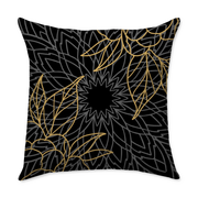 Justin Hobson Square Throw Pillow