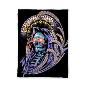 Cheetham Reaper Fleece Blanket