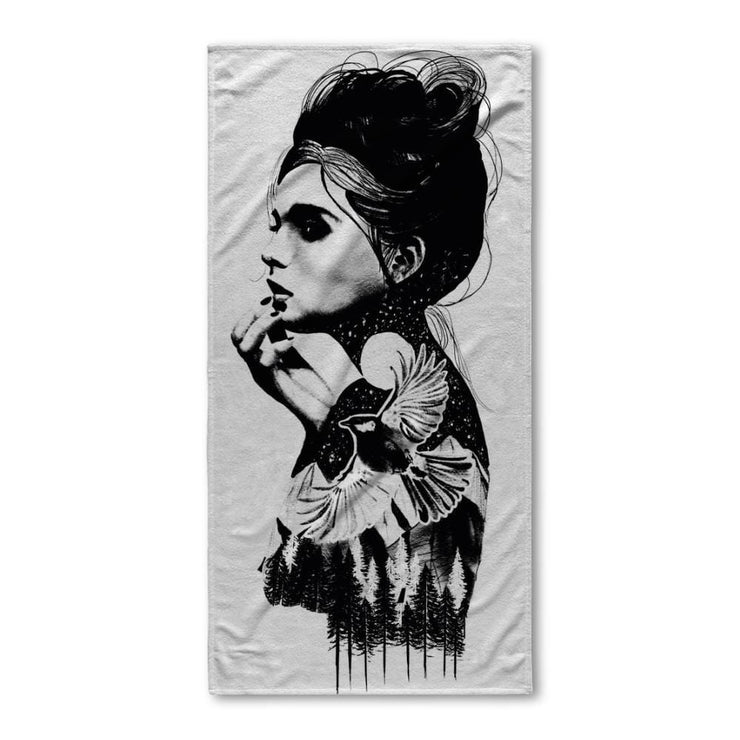 Austin Girl Bath Towel