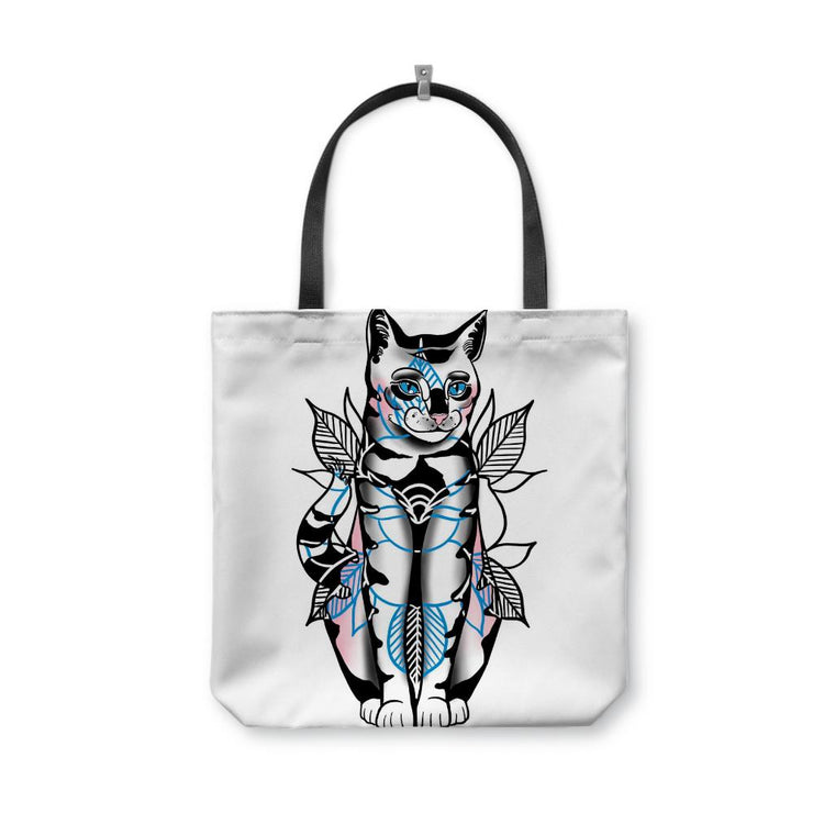 Drew Cat Tote Bag