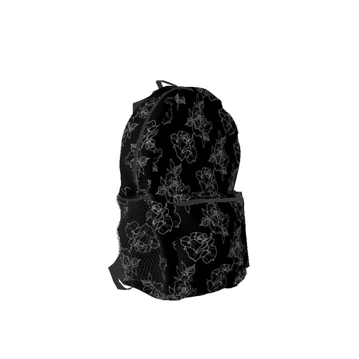 Timmy B Rose Outline Backpack