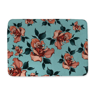 Timmy B Rose Bath Mat
