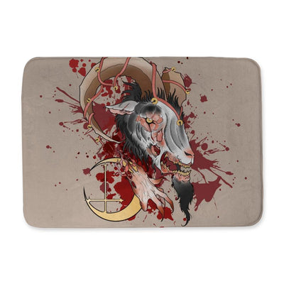 Matty Darkside Bath Mat