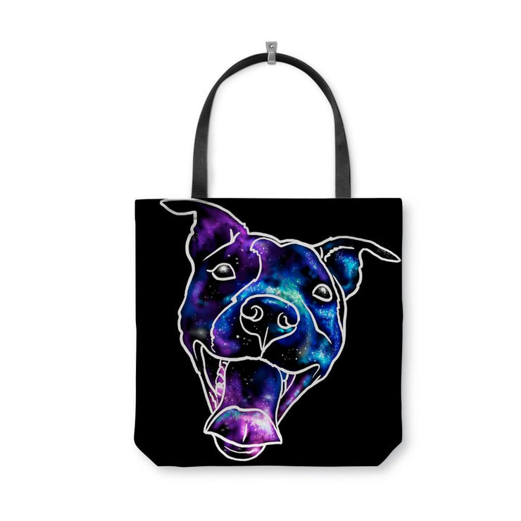 Donovan Pitbull Tote Bag