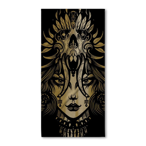 Allie Girl Beach Towel