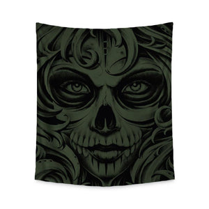 Jensen Death Wall Tapestry
