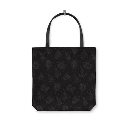 Fults Skulls Tote Bag