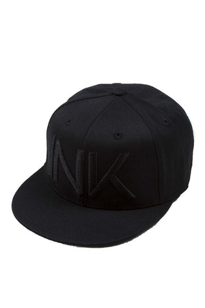 INK Fitted Black/Black