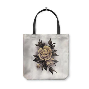 Hume Yellow Rose Tote Bag