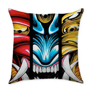 Pangburn Hannya Square Throw Pillow