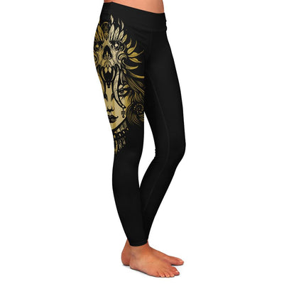 Allie Girl Womens Premium Leggings