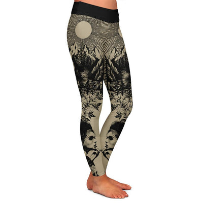 Austin Girl Womens Premium Leggings
