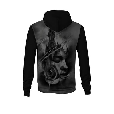 Campbell Castle Unisex Hoodie