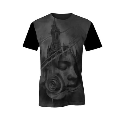 Campbell Castle Unisex T-Shirt