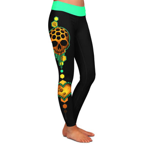 CK Honey Womens Premium Leggings