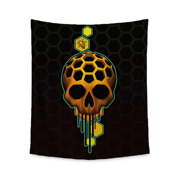 CK Honey Wall Tapestry
