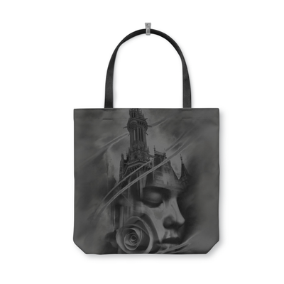 Campbell Castle Tote Bag