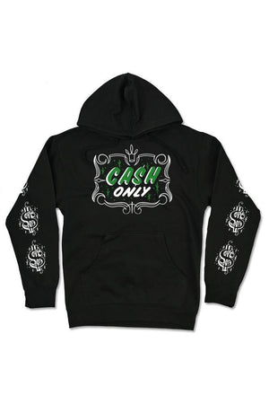 Cash Only Mens Pullover