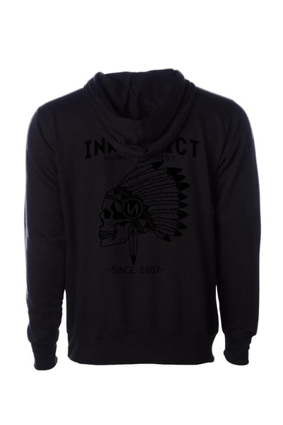 Chief Men's Black Collection Pullover