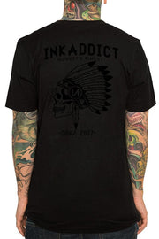Chief Men's Black Collection Tee