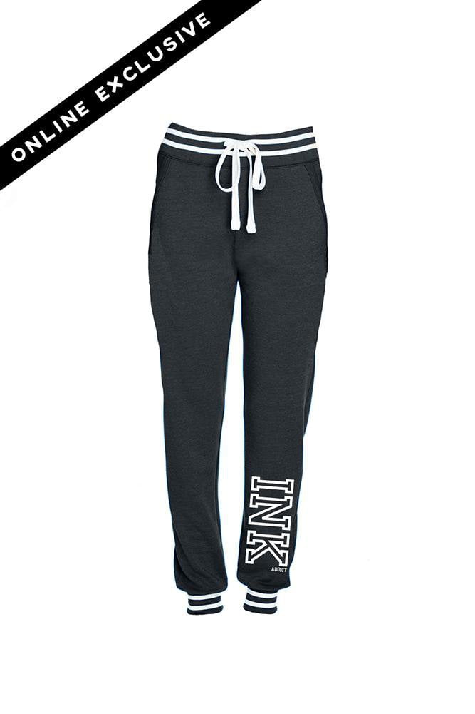 INK 2.0 Black Relay Women's Joggers