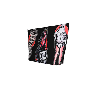 Collins Spooky Accessory Pouch