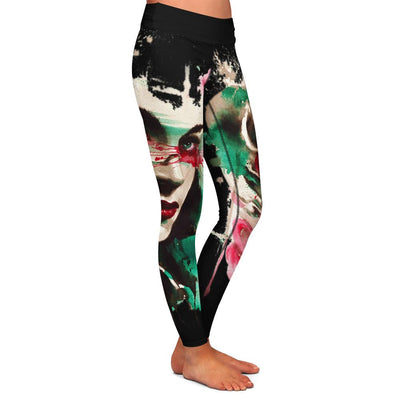 Cotterman Girl I Womens Premium Leggings