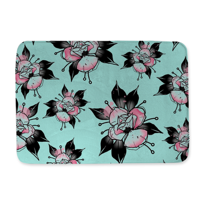 Flipshades Rose Bath Mat