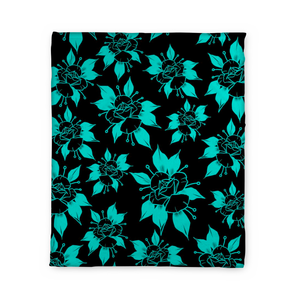 Flipshades Rose II  Fleece Blanket