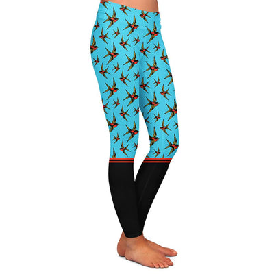 Ford Sparrow Womens Premium Leggings
