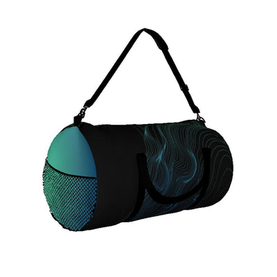Fults Skull II Duffel Bag