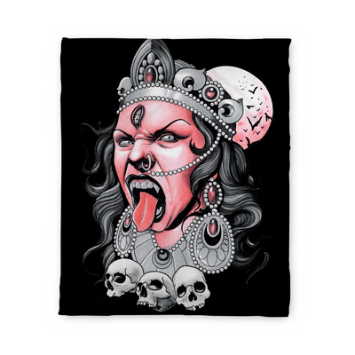 Harris Kali Fleece Blanket
