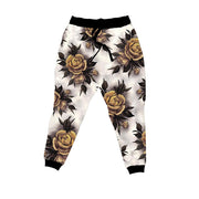 Hume Yellow Rose Unisex Joggers