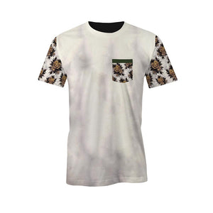 Hume Yellow Rose Unisex T-Shirt