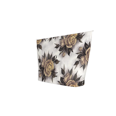 Hume Yellow Rose Accessory Pouch