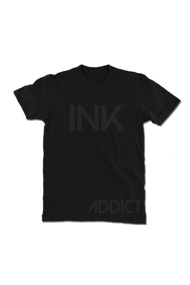 INK Men's Black Heavyweight Tee