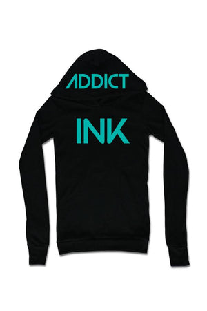 INK Women's Thermal Hoodie