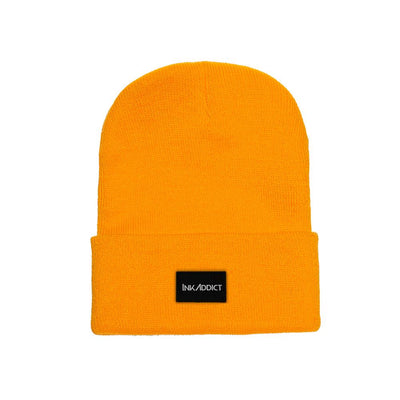 InkAddict Staple Beanie Gold