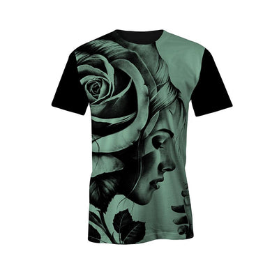 Jensen Girl Rose Unisex Tee