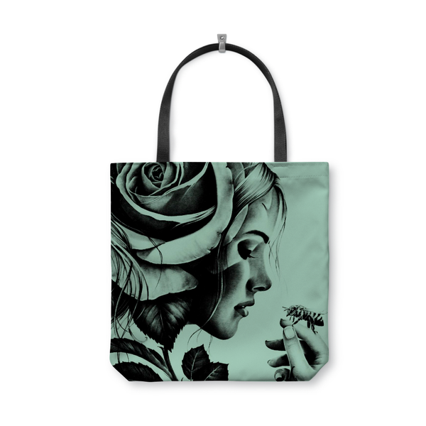 Jensen Girl Tote Bag