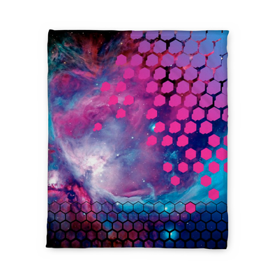 Johnny Andres Orion Fleece Blanket