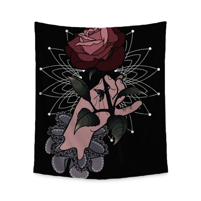 Liz Hand Wall Tapestry