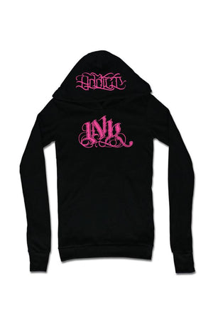 INK Meas Women's Thermal Hoodie