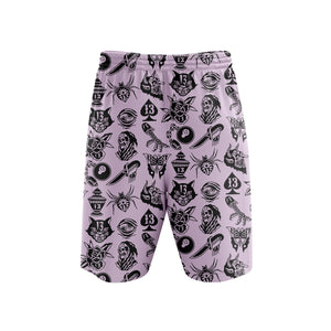 Thorsell 13th Pink Mens Shorts