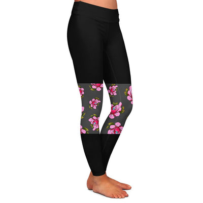 Travis Flowers Womens Premium Leggings