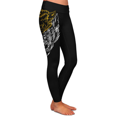 Travis Deception Womens Premium Leggings