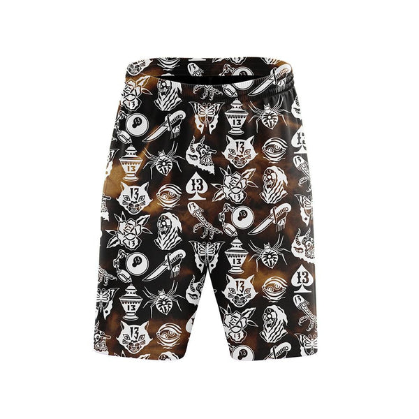 Thorsell 13th II Mens Shorts