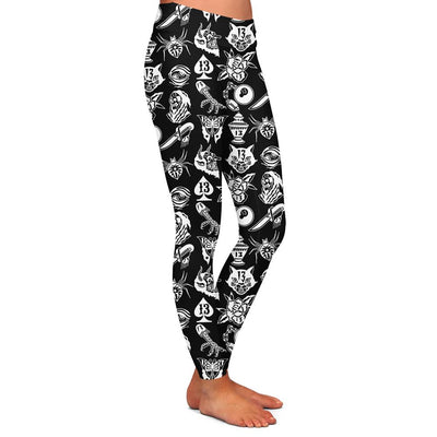 Thorsell 13th Womens Premium Leggings