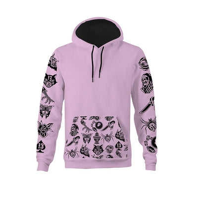 Thorsell 13th Pink Unisex Hoodie